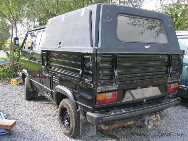 """VW T3 TriStar Syncro """"Noir"""" de 1990 moteur TDI-M  13_IMG_6110_1"""