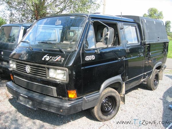 """VW T3 TriStar Syncro """"Noir"""" de 1990 moteur TDI-M  13_IMG_6129_1"""