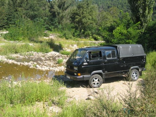 """VW T3 TriStar Syncro """"Noir"""" de 1990 moteur TDI-M  13_IMG_8163_1"""